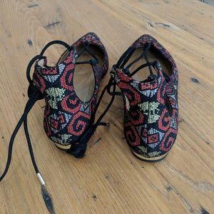 Aquazzura Shoes - Aquazurra Christy Flats Size 37.5
